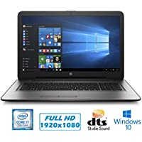 "HP 17-x, Intel Core i7-7500, 12GB, 17.3"" Full HD WLED, Radeon 2GB , Laptop (Certified Refurbished)"
