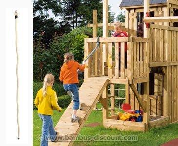 Bekannt Kletterseil für Spielturm, 210cm - Kinderspielgeräte für Garten GP42