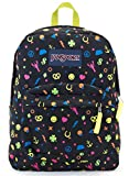 Jansport Superbreak Backpack (Neon Charmed Life)