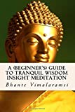 A Guide to Tranquil Wisdom Insight Meditation T.w.i.m.: Attaining Nibbana from the Earliest Buddhist Teachings with 'Mindfulness of Lovingkindness'