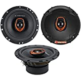 Cadence QRS65 360W 6.5 QRS Series Coaxial Car Speakers
