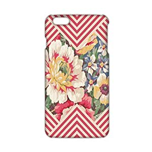 Evil-Store Flowers pattern 3D Phone Case for iPhone 6 plus