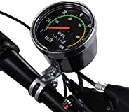 Mechanical Bicycle Odometer Speedometer for Bike