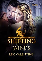 Shifting Winds (Tales of the Darkworld Book 1)