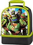 Animated Teenage Mutant Ninja Turtles School Lunch Box Review and Comparison