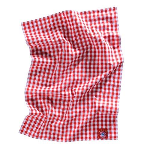 Geschirrtücher 2er-Set FC Bayern München FCB - Dish Towels/ paños de cocina / torchons / Munich
