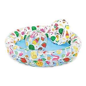 3PCS / Set Piscina gonfiabile per bambini Piscina gonfiabile Famiglia Piscina Bambini Palla da biliardo Piscina di sabbia Colore casuale 7 spesavip
