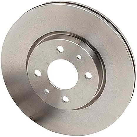 Set of 2 discs Magneti Marelli 0060805117 Front Brake Disc