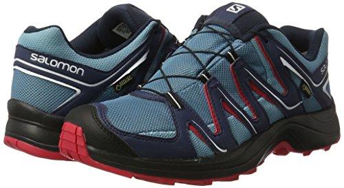 Donna blu Salomon scarpe escursioni da FxgprqF