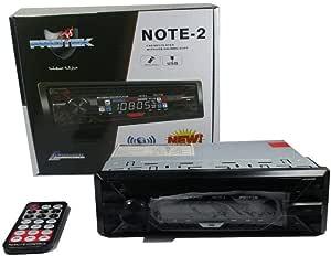 Protek Cassette 2 NOTE