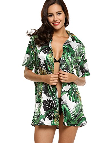 Ladies Aloha Shirt - 7