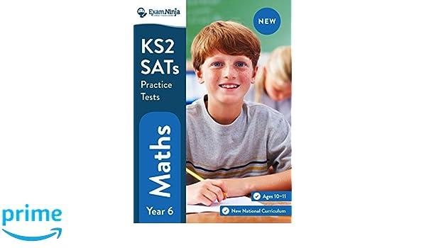 KS2 Maths Tests - Year 6 SATs Ninja Workout New Curriculum ...