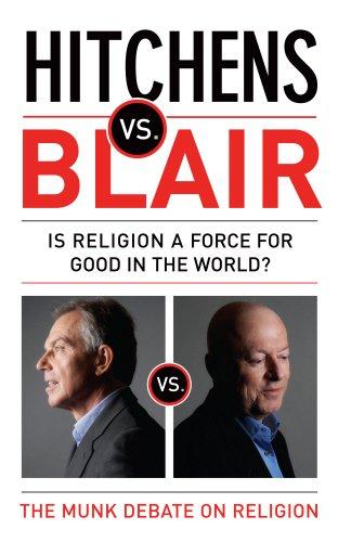 Hitchens Vs Blair. Christopher Hitchens, Tony Blair PDF