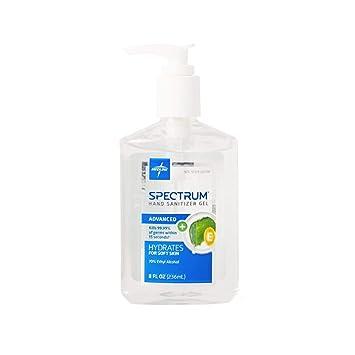 Buy 8oz Pack Of 12 Medline Spectrum Gel Hand Sanitizer With