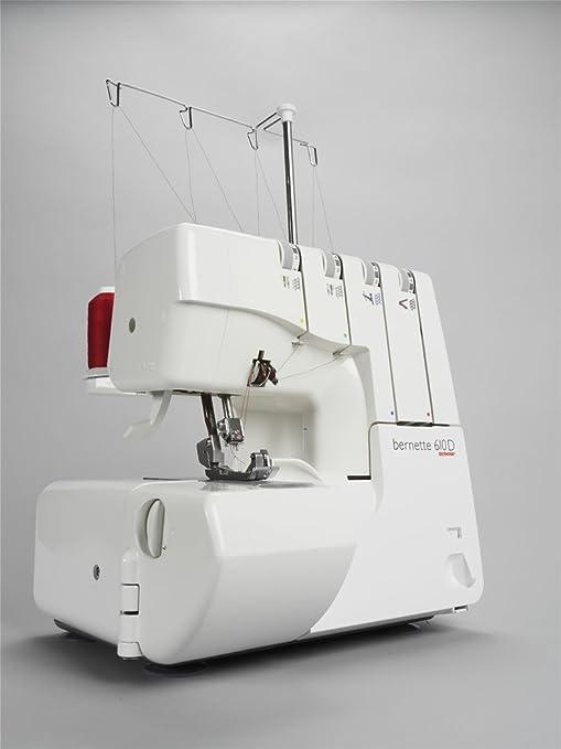 Bernina - Máquina de coser (B610D): Amazon.es: Hogar