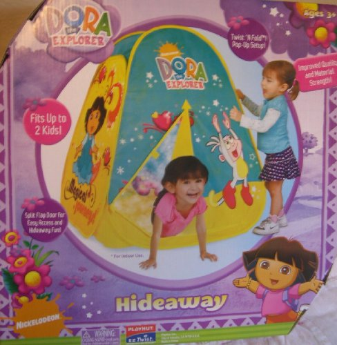 Dora the Explorer Magical Journeys! Hideaway