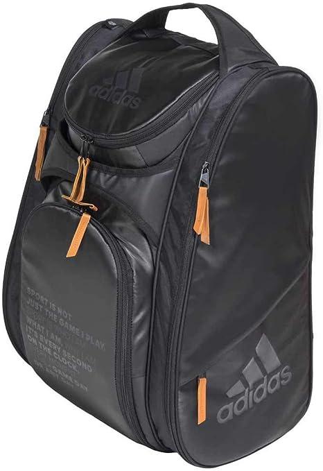 Adidas Padel Negro Paletero Adidas Padel MultiGame Ambar 2020, Adultos Unisex, Talla Única: Amazon.es: Deportes y aire libre