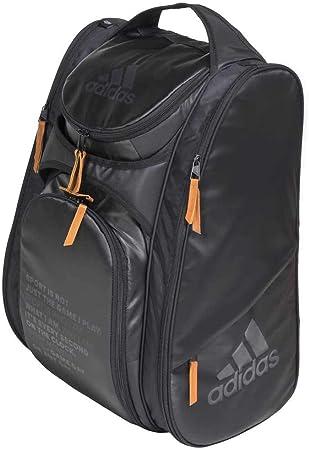 impuesto Socialista Enviar  Adidas Padel Negro Paletero Adidas Padel MultiGame Ambar 2020, Adultos  Unisex, Talla Única: Amazon.es: Deportes y aire libre
