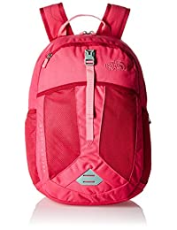 The North Face Youth Recon Squash Backpack - cabaret pink/cha cha pink, one size