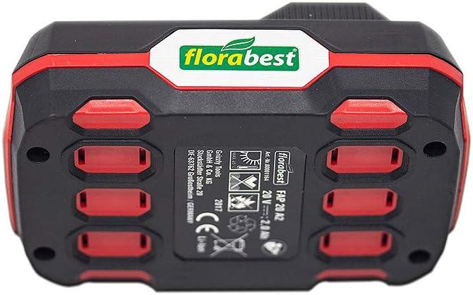Florabest FAP 20 A1 FTHSA 20 B2 - Cortasetos telescópico con batería