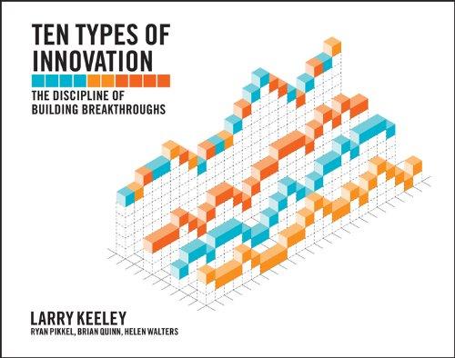 Ten Types of Innovation: The Discipline of Building Breakthroughs by Keeley Larry Pikkel