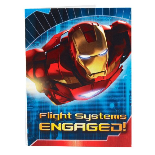 Iron Man 2 Invitations -