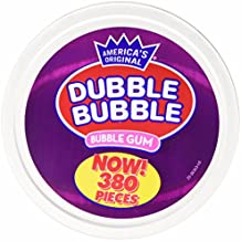 Dubble Bubble - Assorted Flavors, Tub (380 Count)