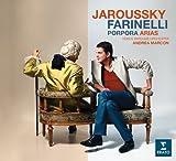Music : Farinelli & Porpora His Master's Voice