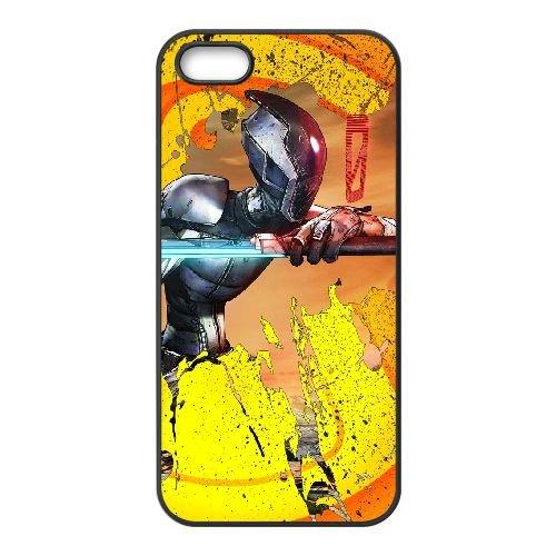 M5K42 Frontière G8C8XB coque iPhone 4 4s cellulaire cas de téléphone couvercle coque noire RT7TUR4QO