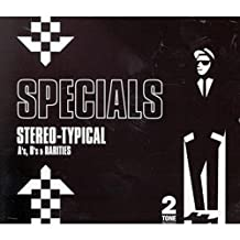 Stereo-Typical: A's B's & Rarities (3CD)