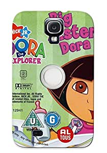 Cute Appearance Cover/tpu FkfkfeY2116dBoNV Anime Cover Etiqueta De Dora The Explorer Integra Ingl Case For Galaxy S4