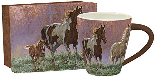 LANG - 17 oz Ceramic Cafe Mug -