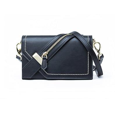 Crossbody Bag For Womens Handbag,Genuine Leather Crossbody Handbags  Messenger Bag Chain ,Designer Fashion abbb2c816b2ea