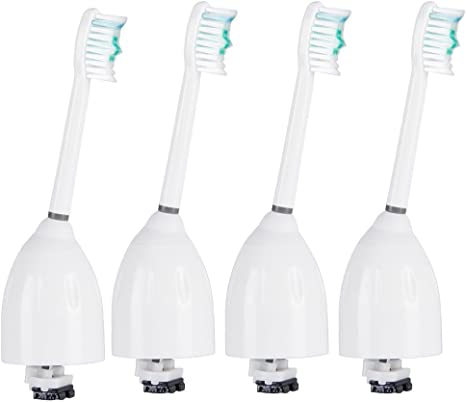 Sonicare E Series Brush Heads Replacement with Caps for
