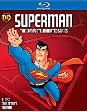 Superman: The Complete Animated Series (Blu-ray)