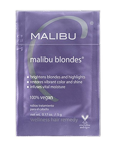 Malibu C Blondes Wellness Hair Remedy, 12 ct.