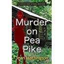 Murder on Pea Pike (Listed and Lethal Mysteries)
