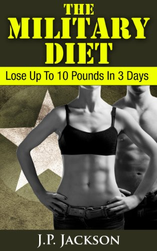 The Military Diet: Lose Up To 10 Pounds In 3 Days (Lose 10lbs In 3 Days Diet Plan)
