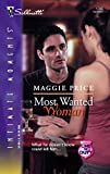 img - for Most Wanted Woman: Line of Duty (Silhouette Intimate Moments No. 1396) book / textbook / text book