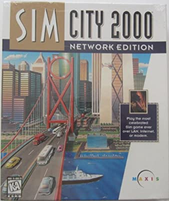 Sim City 2000 Network Edition