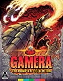 DVD : Gamera: The Complete Collection [Blu-ray]