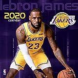 Los Angeles Lakers Lebron James 2020 Calendar