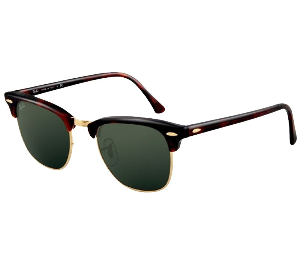 Amazon.com: Ray-Ban RB3016 Classic Clubmaster Sunglasses: Shoes