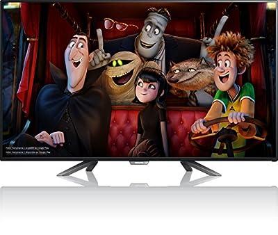 "55"" 4K Smart TV w Google Cast"