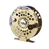 docooler Full Metal Fly Fish Reel Former Ice Fishing Vessel Wheel BF1000A 0.5mm/500m 1:1