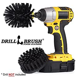 Grill Brush Bbq Accessories Electric Smoker Grill Cleaner Drill Brush Rust Remover Bbq Brush Gas Grill Char Broil Griddle Cast Iron Skillet Charcoal Grill Propane Grill