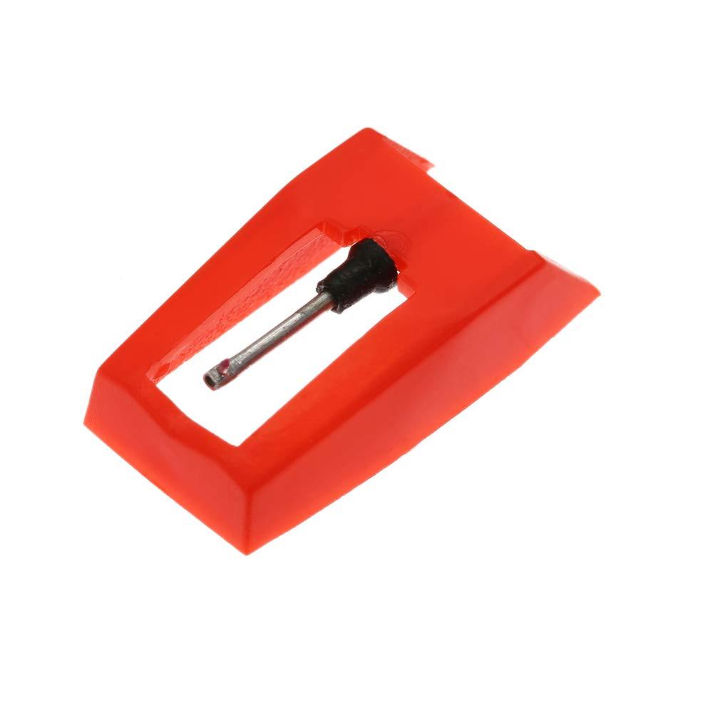 Docooler Agujas de Tocadiscos Reemplazo de Stylus Aluminio ...