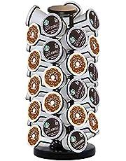 BLACKSMITH FAMILY Nespresso Pod Holder, Nespresso Capsule Holder, Nespresso Vertuo Pod Holder,Nespresso Vertuoline Pods Storage Carousel