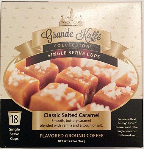 Grande Kaffe Classic Salted Caramel 18 Cups