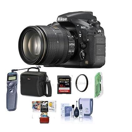Review Nikon D810 DSLR Kit